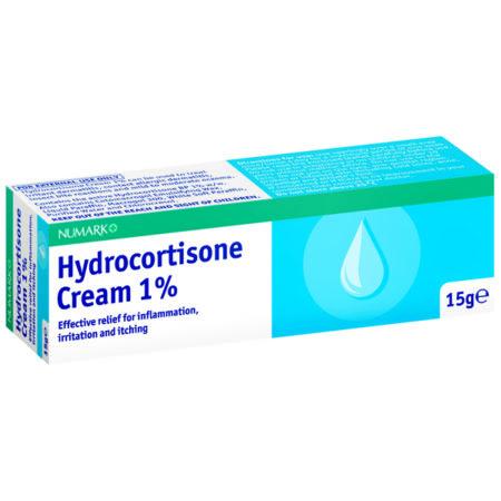 Numark Hydrocortisone Cream 1%