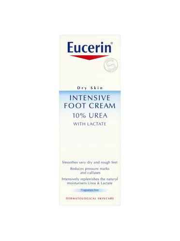 Eucerin Dry Skin Intensive Foot Cream 100ml