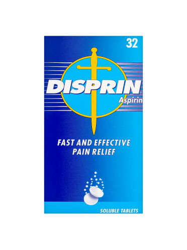 Disprin Aspirin 32 Soluble Tablets