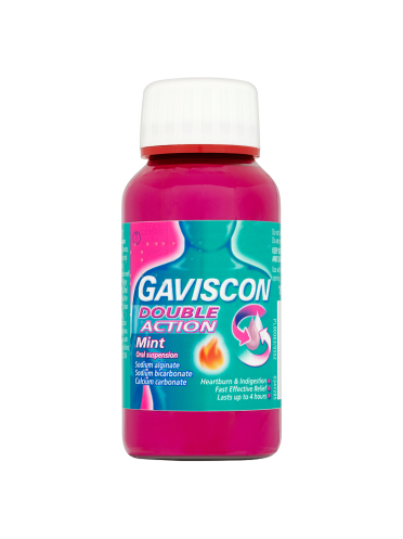 Gaviscon Double Action Mint 150ml