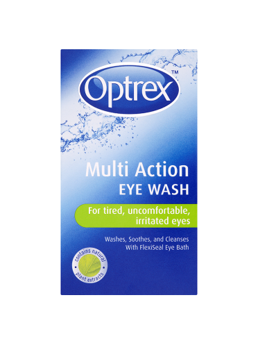 Optrex Multi Action Eye Wash 100ml