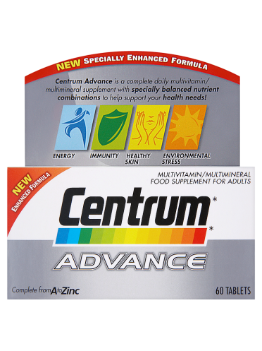 Centrum Advance 60 Tablets