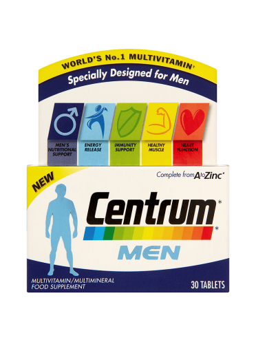 Centrum Men 30 Tablets