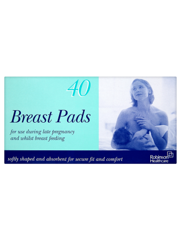 Robinson Healthcare 40 Breast Pads