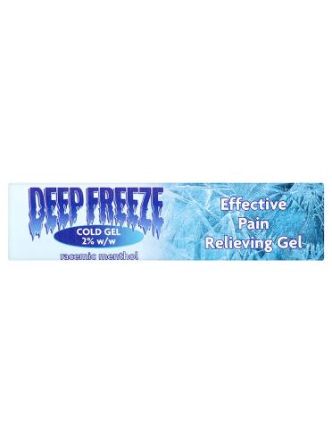 Deep Freeze Cold Gel 2% w/w 35g