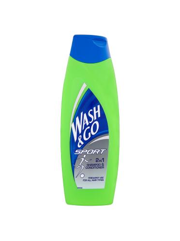 Wash & Go Sport 2in1 Shampoo & Conditioner 200ml
