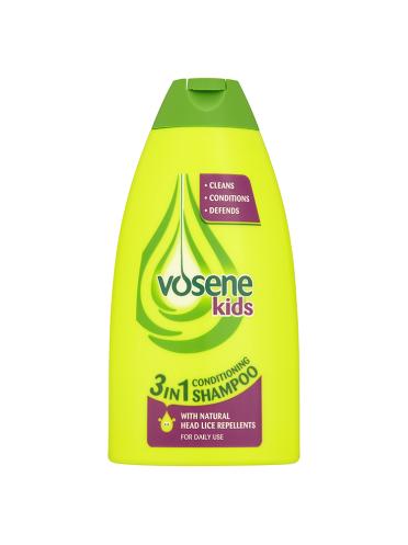 Vosene Kids 3 in 1 Conditioning Shampoo 250ml