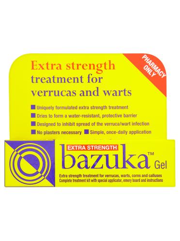 Bazuka Gel Extra Strength 5g