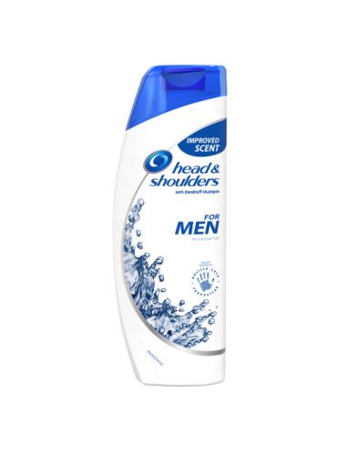 head&shoulders anti-dandruff Shampoo For Men 250ml