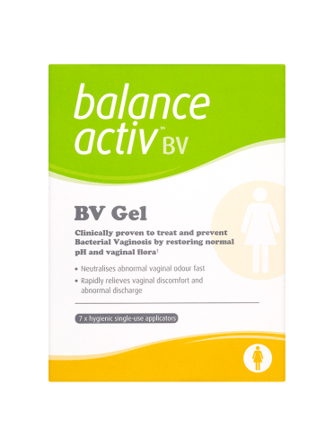 Balance Activ BV Gel Hygienic Single-Use Applicators 7 x 5ml