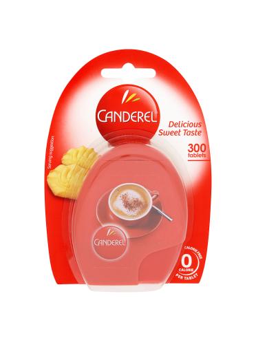 Canderel 0 Calorie 300 Tablets 25.5g