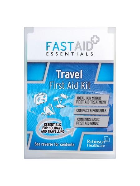 Fast Aid Essentials Travel First Aid Kit