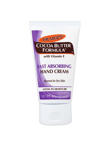 Palmer s Cocoa Butter Formula with Vitamin E Fast Absorbing Hand Cream 60g