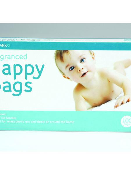 Numark Fragranced Nappy Bags