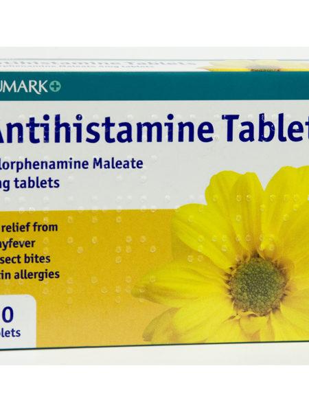 Numark Antihistamine Tablets