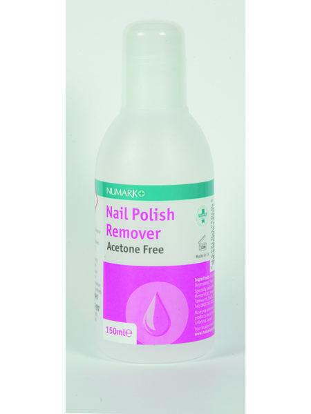 Numark Nail Polish Remover Acetone Free