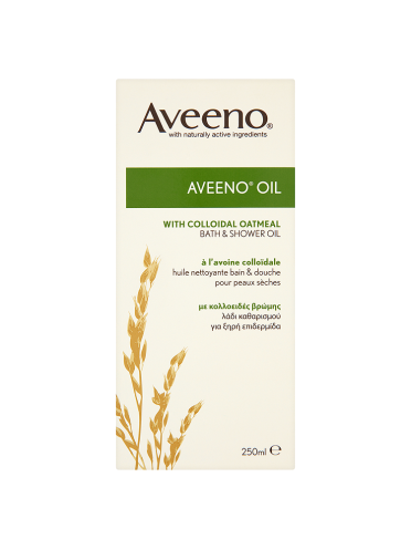 Aveeno Oil Bath & Shower Oil 250ml