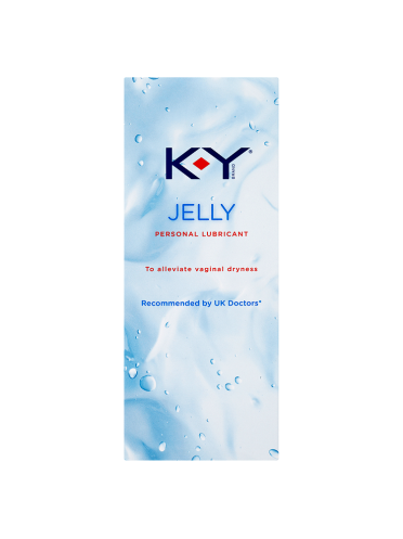 K-Y Brand Jelly Personal Lubricant 50ml