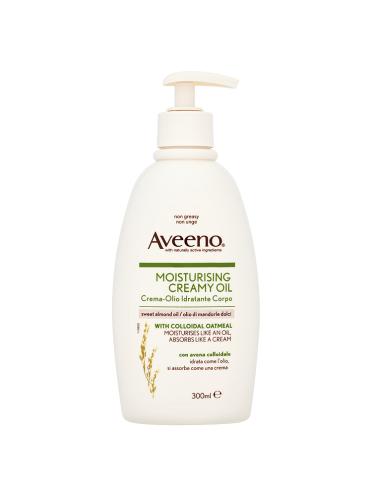 Aveeno Moisturising Creamy Oil 300ml