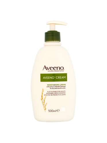 Aveeno Cream 500ml