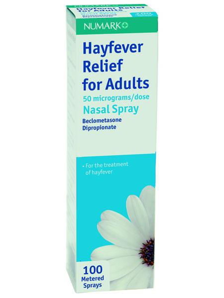 Numark Hayfever Relief Nasal Spray