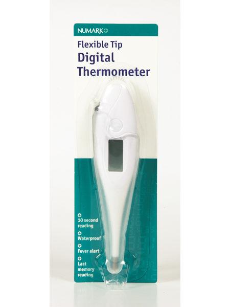 Numark Flexible Tip Digital Thermometer.