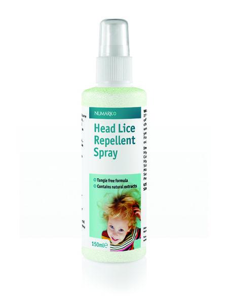 Head Lice Repellent Spray