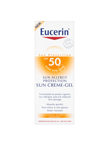Eucerin Sun Protection Sun Allergy Protection Sun Creme-Gel 50 High 150ml