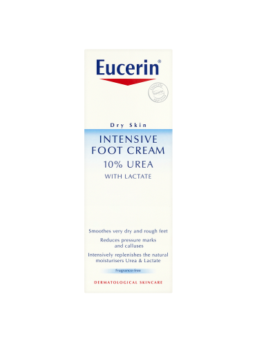 Eucerin Dry Skin Intensive Foot Cream 100ml