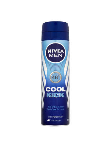 NIVEA MEN Cool Kick 48h Anti-Perspirant 150ml
