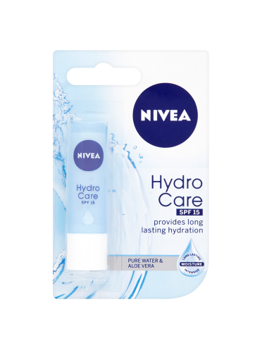 NIVEA Hydro Care Lip SPF 15 4.8g