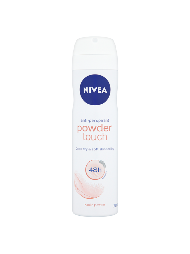 NIVEA Powder Touch 48h Anti-Perspirant 150ml