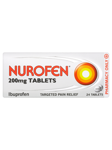 Nurofen 200mg Tablets 24 Tablets