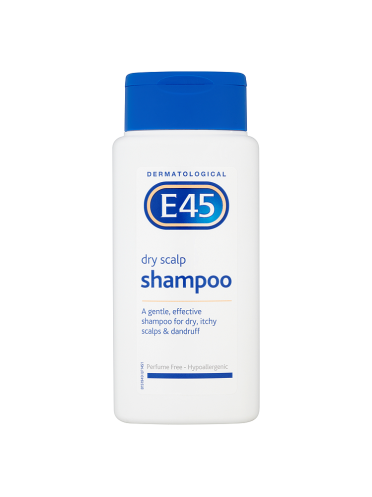 E45 Dermatological Dry Scalp Shampoo 200ml