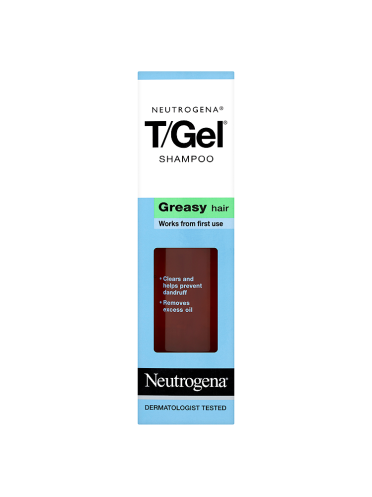 Neutrogena T/Gel Shampoo Greasy Hair 250ml