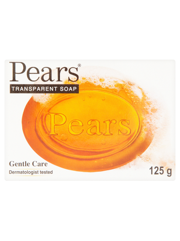 Pears Transparent Soap 125g