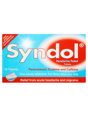 Syndol Headache Relief Tablets 10 Tablets