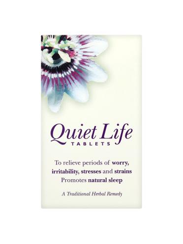 Quiet Life Tablets 100 Tablets