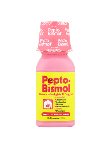 Pepto-Bismol Oral Suspension 120ml