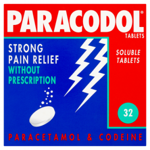 Paracodol Tablets Soluble Tablets 32