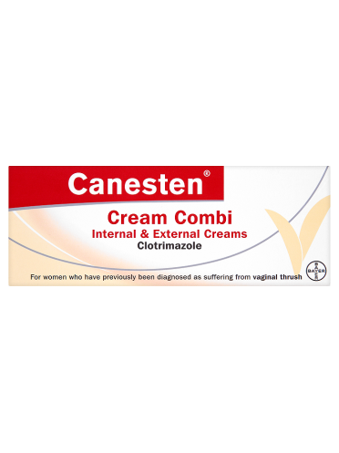 Canesten Cream Combi Internal & External Creams