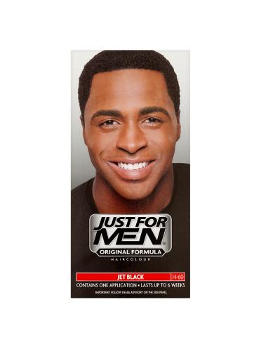 Just For Men Original Formula Haircolour Jet Black H-60