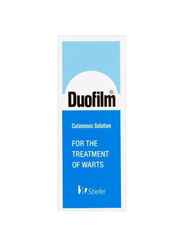 Stiefel Duofilm Cutaneous Solution 15ml