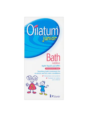 Stiefel Oilatum Junior Bath Additive 150ml
