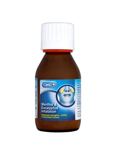 Care Menthol & Eucalyptus Inhalation 100ml
