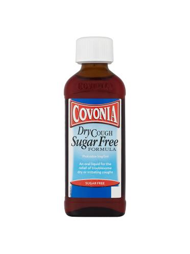 Covonia Dry Cough Sugar Free Formula 150ml