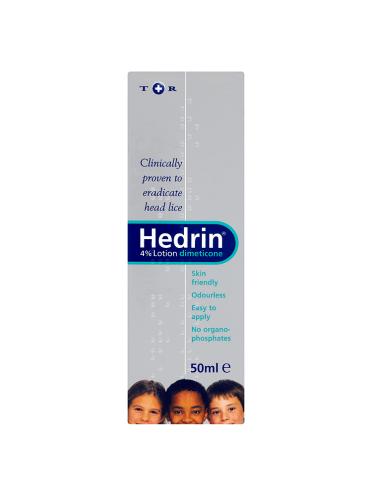 Hedrin 4% Lotion 50ml