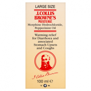 J. Collis Browne's Mixture 100ml