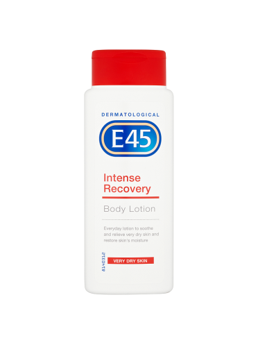E45 Dermatological Intense Recovery Body Lotion Very Dry Skin 250ml
