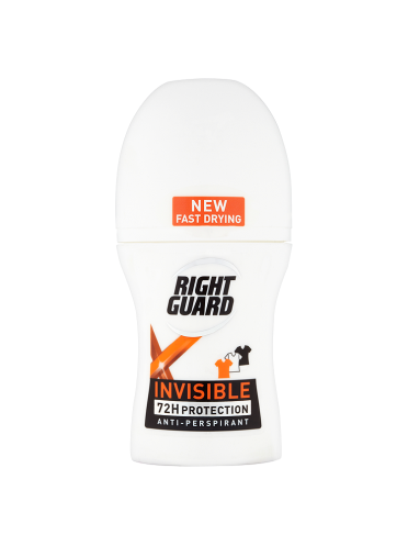 Right Guard Xtreme Invisible 72H Protection Anti-Perspirant 50ml